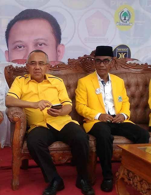 Terpilih Aklamasi, Ahmad Fikri Kembali Pimpin DPD Partai Golkar Kampar