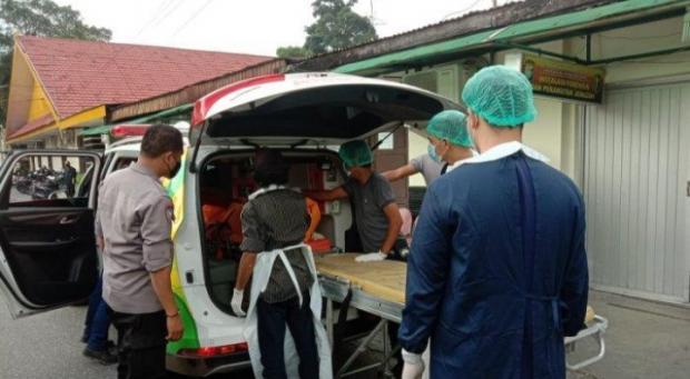 Mayat Wanita Hamil 7 Bulan Dikubur Dekat <i>Septic Tank</i> di Tapung Kampar