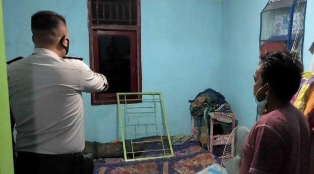 Pria di Kampar Bawa Dua Teman Merampok di Rumah Orang Tuanya