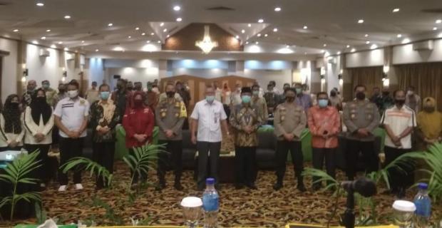 Bupati Inhil Harapkan Seleksi JTP Hasil Pejabat Berkompeten dan Berintegritas
