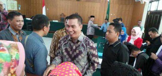 Sidang Dugaan Suap APBD Riau: Materi Dianggap Keluar dari Pengajuan Keberatan, Jaksa KPK Minta Hakim Tolak Eksepsi Terdakwa Suparman dan Johar Firdaus