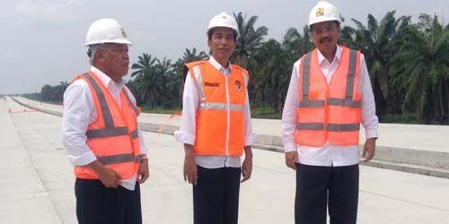 Ada Kabar Gembira dari Menteri PUPR, Katanya 89,24 Kilometer Ruas Tol Trans Sumatera Beroperasi Tahun Ini, Berikut Rutenya