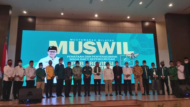 Cak Imin Buka Muswil PKB Serentak se-Indonesia