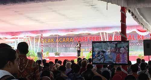 Di HPN 2017 Ambon, Ketua Dewan Pers Jelaskan soal Verifikasi Media