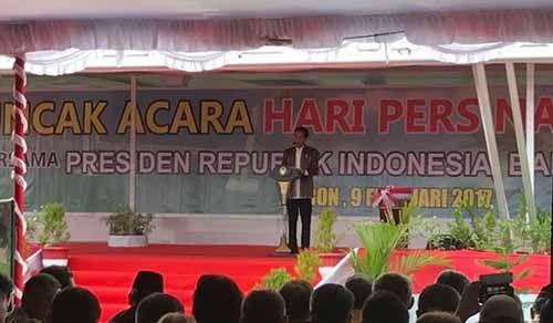 Presiden Jokowi Dukung Verifikasi Media oleh Dewan Pers agar Masyarakat Tahu Mana Media yang Bekerja Sesuai Kode Etik