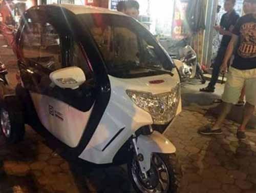 Harganya Rp11 Jutaan, Ini Alamat Diler Motor Roda Tiga Mewah di Pekanbaru