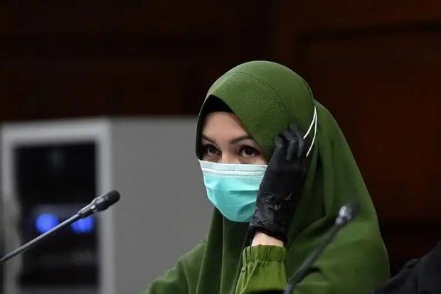 Hakim Sebut Jaksa Pinangki Pernah Urus Grasi Eks Gubernur Riau Annas Maamun