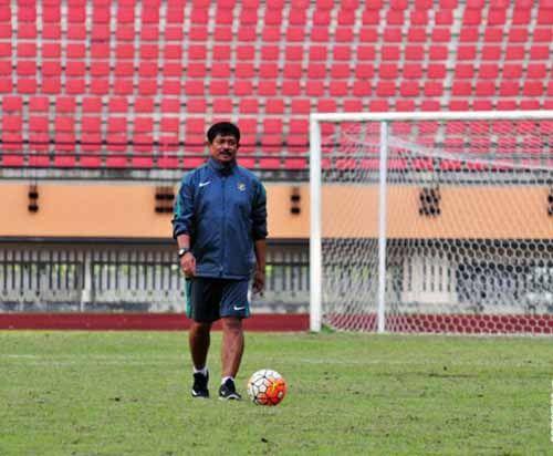Pelatih U-19 Indra Sjafri: Kualitas Pesepak Bola Remaja Riau Unggul dari Daerah Lain