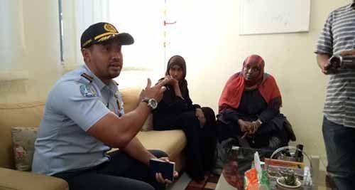 Masuk Lewat Riau, Enam Imigran Somalia Diamankan di KSKP Bakauheni Lampung