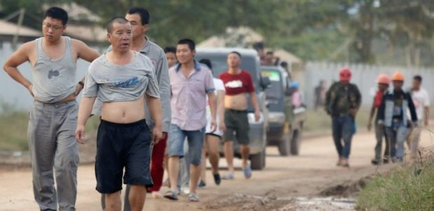 Kemenkumham Riau Pulangkan Tenaga Kerja Asing ke Tiongkok