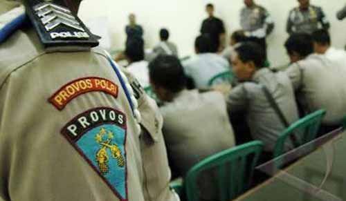 Positif Konsumsi Narkoba, 9 Anggota Polres Kepulauan Meranti Diadili