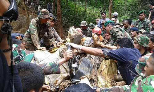 Berikut Perkembangan Penanganan Bencana Banjir Longsor di Perbatasan Riau-Sumbar