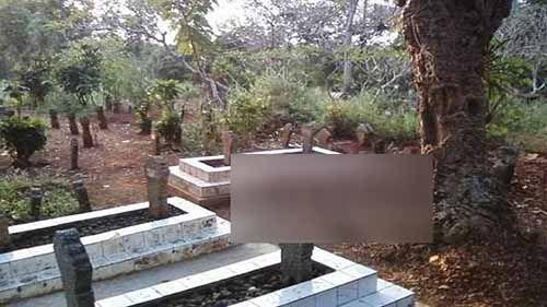 Pria 56 Tahun Ditemukan Meninggal di Kuburan Jalan Rajawali Pekanbaru, Persis di Samping Makam Orang Tuanya