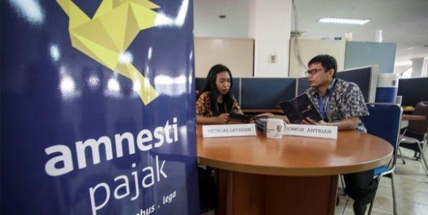 Per 8 September, Uang Tebusan Amnesti Pajak Riau-Kepri Rp150 Miliar