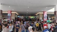 pedagang-stc-pekanbaru-protes-kenaikan-uang-kebersihan-padahal-tak-berjualan-selama-ppkm