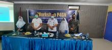 kepala-bnnk-pelalawan-apresiasi-wartawan-ikut-tes-urine-pada-workshop-pg4n