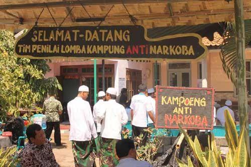 "Pengurus Organisasi Pemuda ""Bersama Ninggalin Narkoba"" Provinsi Riau dan Kabupaten Inhil Dilantik Serentak 12 Januari"