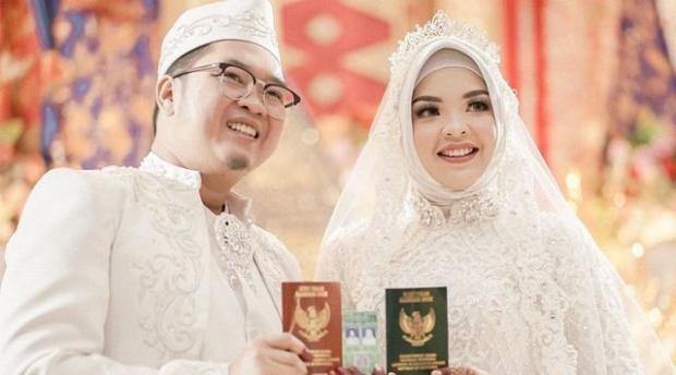 Putri Wahyuni, Warga Pekanbaru yang Pernah Kuliah di Unilak, Unggah Video Pernikahan sebelum Naik Pesawat Sriwijaya Air SJ 182