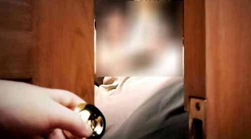 Wanita Tiga Anak yang Digerebek Suaminya <i>Ngamar</i> bersama Brondong di Hotel Melati Selatpanjang Terkesan Masabodoh dan Ogah Minta Maaf