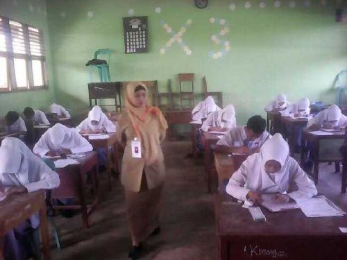 Seorang Siswa SMA di Kampar Tak Ikut Ujian Nasional lantaran Menikah