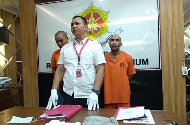 Polisi Tangkap Kawanan Begal Truk Bermuatan Rokok Rp1,5 Miliar yang Beraksi di Rokan Hulu