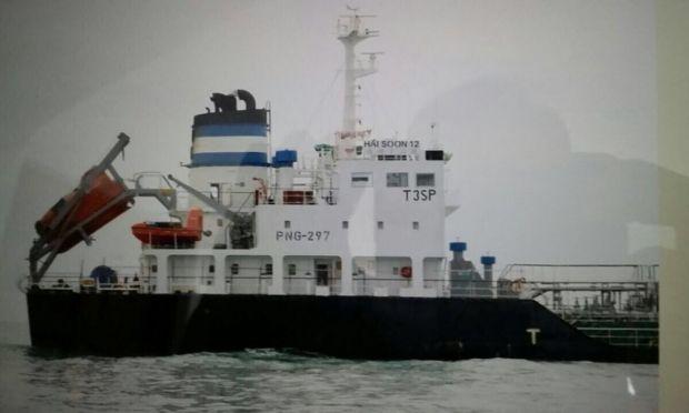 Kapal Berbendera Singapura Dibajak saat Berlayar Menuju Dumai