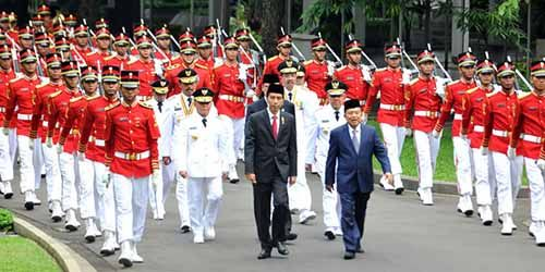 Pelantikan Wakil Gubernur Riau Berbarengan dengan Bangka Belitung dan Papua Barat