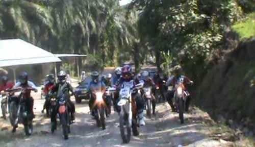 Polda Riau Kerahkan Tim Jarkap yang Dibentuk Khusus Memburu Tahanan Rutan Sialangbungkuk, 138 Napi Masih Buron