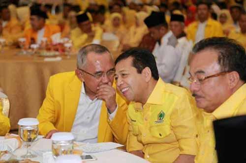 Ketua Partai Golkar Riau Diam-diam Daftar Pilkada 2018 lewat PDIP
