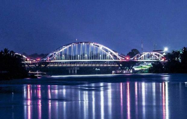 Ada Dugaan Komunikasi Intens antara Tersangka dengan Calon Kontraktor sebelum Proses Lelang Proyek Jembatan Kampar Dimulai