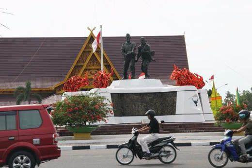 Inilah Cerita Pertempuran Melawan Penjajah di Provinsi Riau