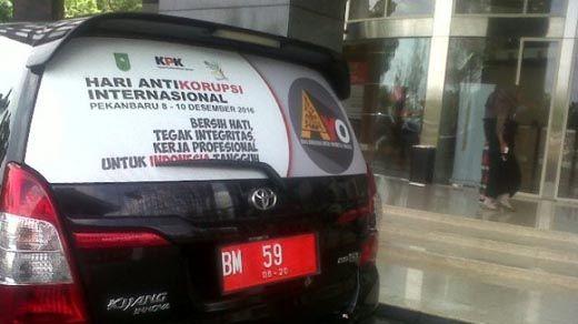 Ini Alasan Riau Ditunjuk Jadi Tuan Rumah Hari Anti Korupsi Internasional