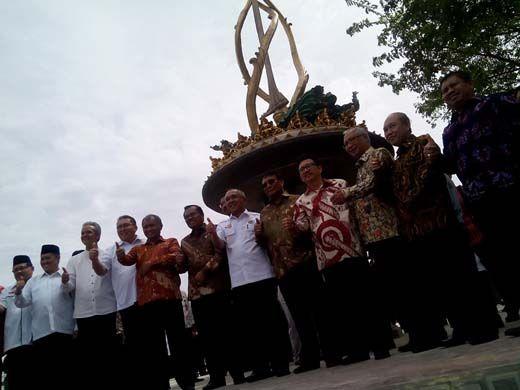 """Ketua KPK Bingung Makna Tugu Antikorupsi di Riau, """"Mungkin yang Lebih Paham yang Membuatnya"""""""
