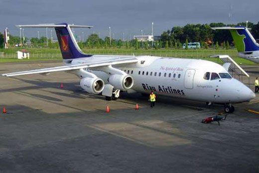Persaingan Maskapai Penerbangan Semakin Ketat, Riau Airlines Sulit Dibangkitkan Lagi