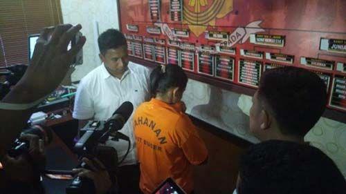 Kasus Penembakan di Jalan Hasanuddin Pekanbaru: Demi Cinta dan Uang Rp10 Juta, Perempuan Ini Akhirnya Temani Sang Kekasih di Penjara