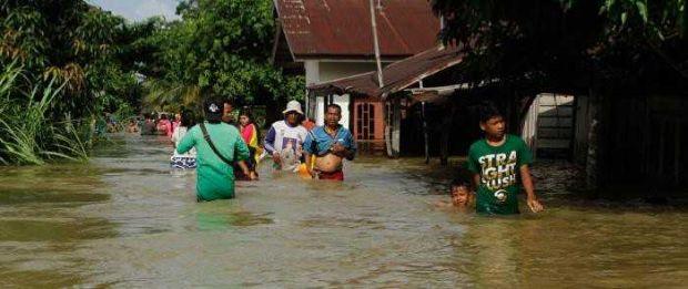 Batal Tanggap Darurat, Riau Hanya Tetapkan Status Siaga Darurat Banjir