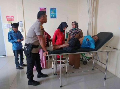 """Jati alias Lombok yang """"Hilang"""" Saat Buang Air Besar 11 Hari Lalu Ditemukan Hidup di Hutan Kepulauan Meranti"""