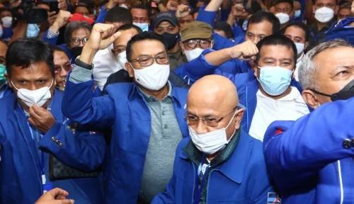 Supri Handayani Mengaku Bangga bersama Moeldoko walau Dipecat dari Jabatan Sekretaris DPC Demokrat Indragiri Hulu