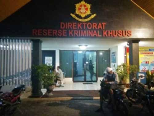 Anak Buahnya Terjaring Operasi Tangkap Tangan, Kadis PU Kota Pekanbaru Ikut Diperiksa Ditreskrimsus Polda Riau hingga Tengah Malam