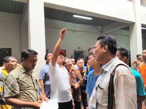 CCTv di Rutan Sialangbungkuk Tidak Berfungsi akibat Dirusak Tahanan sebelum Melarikan Diri, 131 Napi Masih Diburu