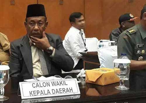 Hebat! Kakek 72 Tahun Masih Dipercaya Jadi Wakil Gubernur Riau yang Dilantik Besok oleh Presiden Jokowi, Ini Profil dan Perjalanan Kariernya