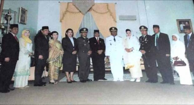 Wan Thamrin Hasyim Bakal Gunakan Baju Dinas Baru untuk Acara Pelantikan karena yang Lama Sudah Kusam dan Menguning
