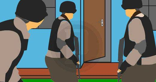 Dibekuk Polisi Jakarta Barat di Rumah Orang Tuanya, Oknum Polisi Rohil yang Diduga Bandar Narkoba Jaringan Internasional Dikenal Tertutup dan Jarang Bergaul