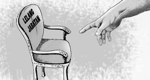 Yang Minat Silakan Dicek, Ini Syarat Jadi Pejabat Eselon II Pemprov Riau