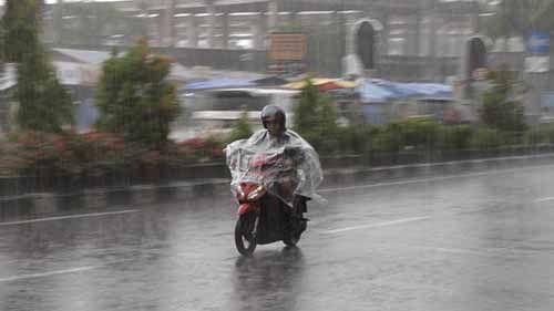 Info Cuaca: Waspada Hujan pada Sore atau Malam Hari di Wilayah Riau Bagian Ini