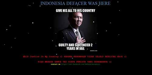 Polda Riau Selidiki Situsnya yang Jadi Korban <i>Hacker</i>