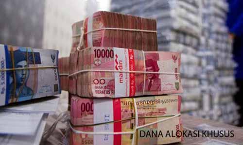 514 Daerah Berebut DAK Rp62 Miliar