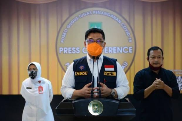Waspada! 6 Kabupaten/Kota di Riau Berstatus Zona Merah Corona, 4 di Antaranya Akan Gelar Pilkada