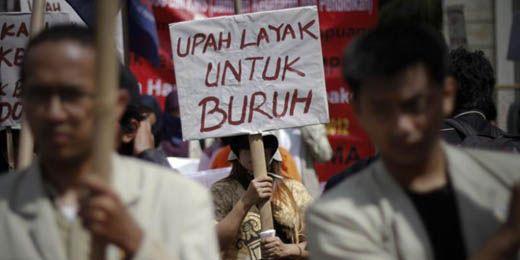 Ini Daftar Lengkap Kenaikan UMP 2017 di Seluruh Indonesia