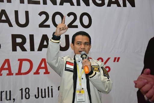 Gerakan Lima Puluh Ribu Disiapkan PKS Riau untuk Hadapi Pilkada di 9 Daerah